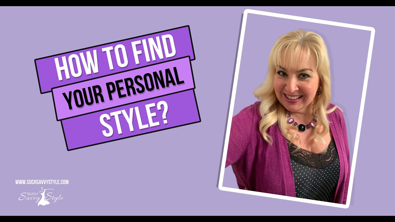 How to find your personal style and transform your closet