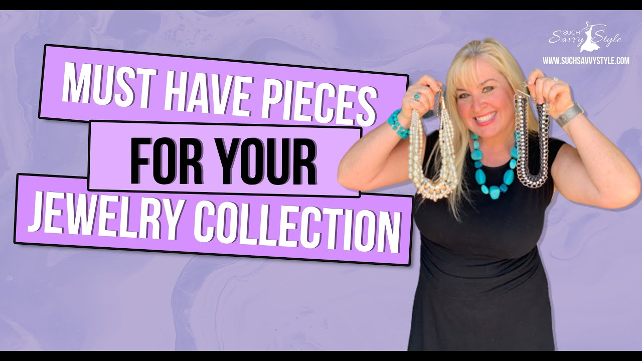 Jewelry Basics – 8 Must Have Items